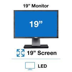 "19"" Monitor"