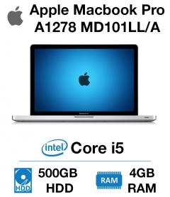 Apple Macbook Pro A1278 MD101LL/A Core i5   4GB   500GB HD
