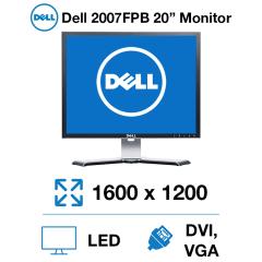 "Dell 2007FPB 20"" Monitor"