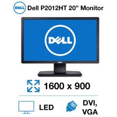 """Dell P2012ht 20"""" Monitor"""