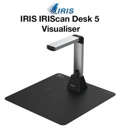I.R.I.S. IRIScan Desk 5 Visualiser