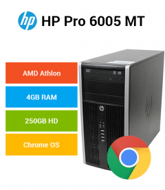 HP Compaq 6005 Pro MT AMD Athlon | 4GB | 250GB