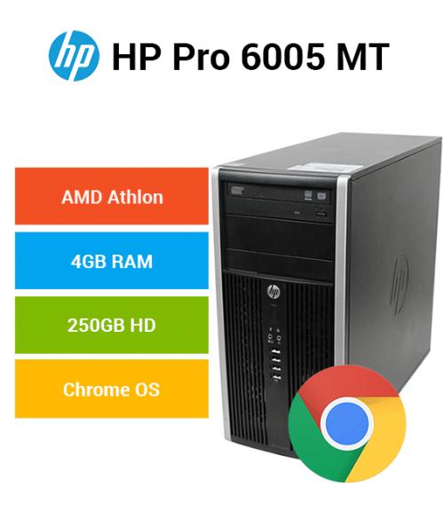 HP Compaq 6005 Pro MT AMD Athlon | 4GB | 250GB