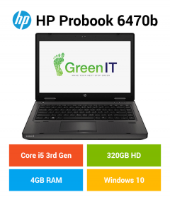 HP Probook 6470b Core i5 | 4GB | 320GB HD