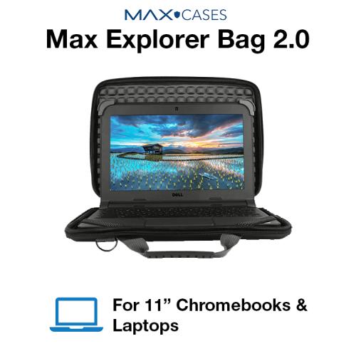 """Max Explorer Bag 2.0 11"""""""