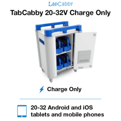 TabCabby 20-32V – Charge Only