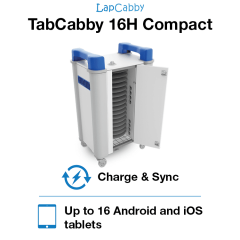 TabCabby Compact 16H Compact – Charge & Sync