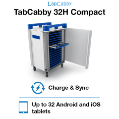 TabCabby 32H Compact – Charge & Sync