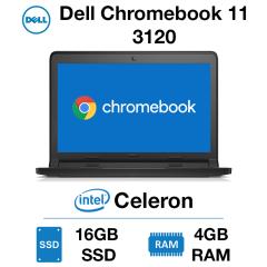 Dell Chromebook 11 3120 Celeron | 4GB | 16GB SSD