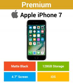 Apple iPhone 7 128GB Matte Black (Premium)