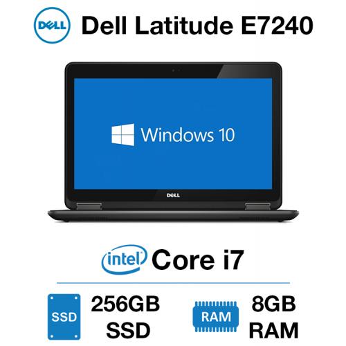 Dell Latitude E7240 Core i7   8GB   256GB SSD