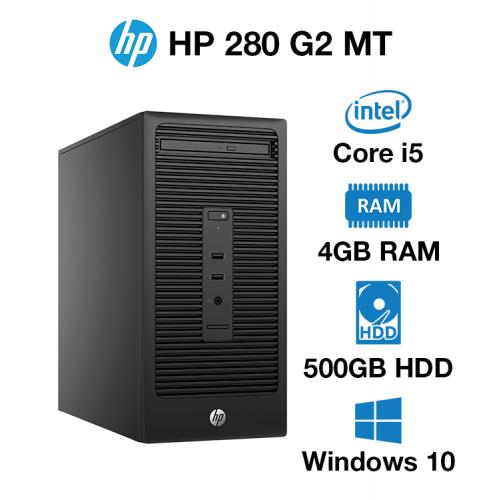 HP 280 G2 MT Core i5   4GB   500GB HD