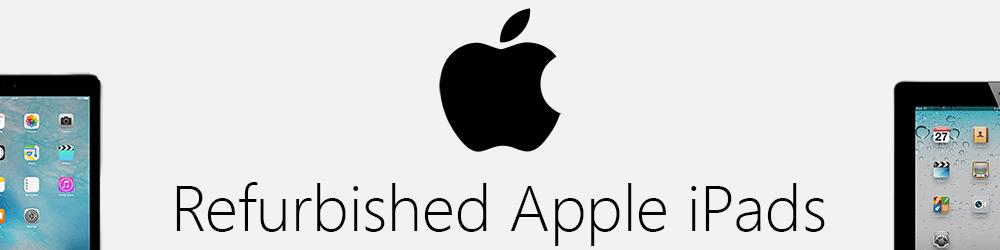Refubished Apple iPads