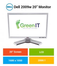 """Dell P2009W 20"""" Monitor"""