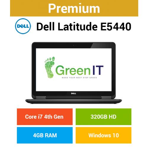 Dell Latitude E5440 Core i7 | 4GB | 320GB HD (Premium