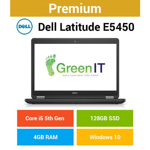 Dell Latitude E5450 Core i5 | 4GB | 128GB SSD (Premium)