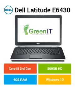 Dell Latitude E6430 Core i5   4GB   500GB HD