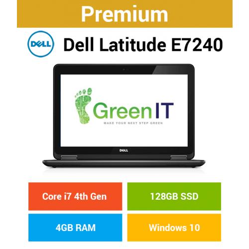 Dell Latitude E7240 Core i7 | 4GB | 128GB SSD (Premium)