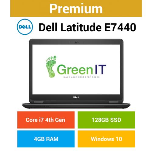 Dell Latitude E7440 Core i7 | 4GB | 128GB SSD (Premium)