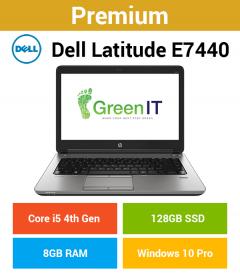 Dell Latitude E7440 Core i5 | 8GB | 128GB SSD (Premium)