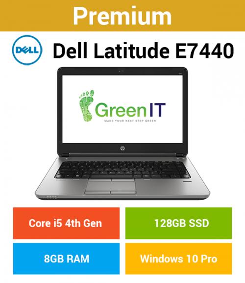 Dell Latitude E7440 Core i5   8GB   128GB SSD (Premium)
