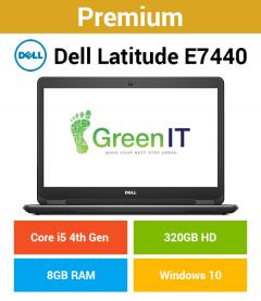 Dell Latitude E7440 Core i5   8GB   320GB HD (Premium)