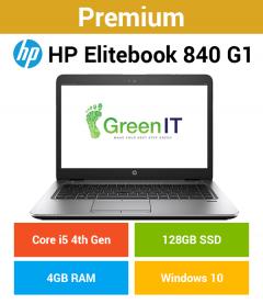 HP Elitebook 840 G1 Core i5 | 8GB | 128GB SSD (Premium)