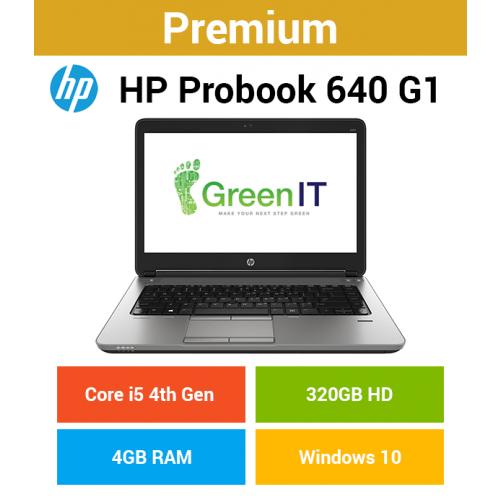 HP Probook 640 G1 Core i5 | 4GB | 320GB HD (Premium)