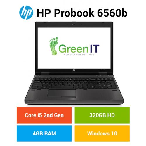 HP Probook 6560b Core i5 | 4GB | 320GB HD