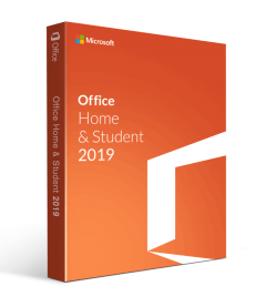 Microsoft Office Home & Student 2019 1 PC