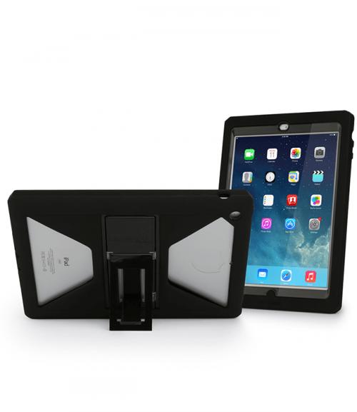 Max Shield Xtreme-S™ Case for iPad Air 2 - Sleek Version (Black)