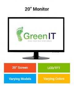 "20"" Monitor"