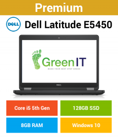 Dell Latitude E5450 Core i5 | 8GB | 128GB SSD (Premium)