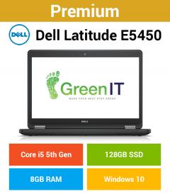 Dell Latitude E5450 Core i5 | 8GB | 128GB SSD (Premium)