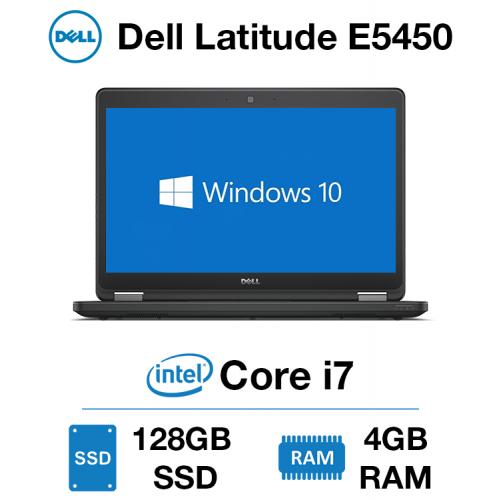 Dell Latitude E5450 Core i7 | 4GB RAM | 128GB SSD