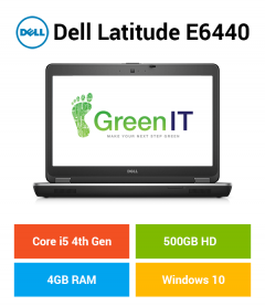 Dell Latitude E6440 Core i5 | 4GB | 500GB HD