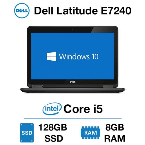 Dell Latitude E7240 Core i5   8GB   128GB SSD