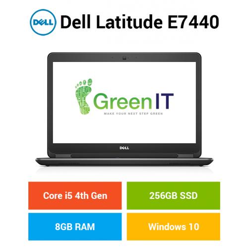 Dell Latitude E7440 Core i5   8GB   256GB SSD