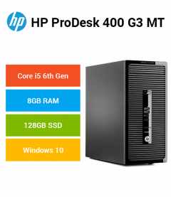 HP 400 G3 MT Core i5 | 4GB | 128GB SSD