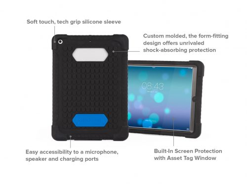MaxCases Shield Case for iPad Air 2