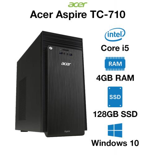 Acer Aspire TC-710 Core i5   4GB   128GB SSD