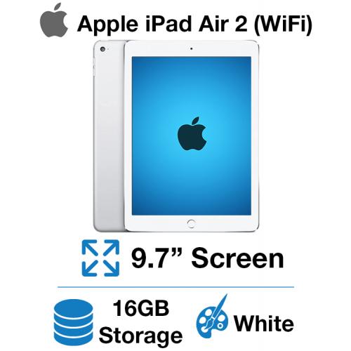Apple iPad Air 2 (WIFI) 16GB Silver