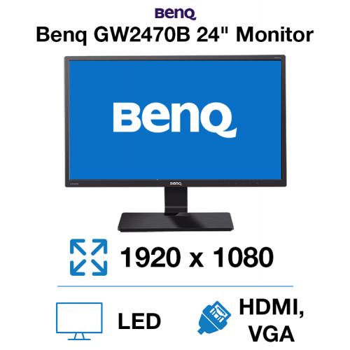 "Benq GW2470B 24"" Monitor"