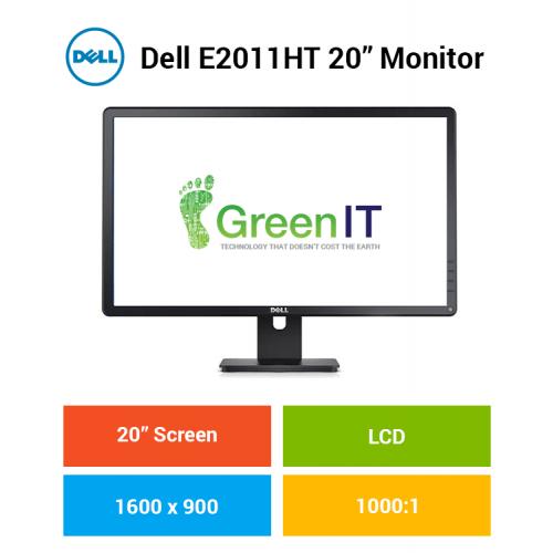 """Dell E2011HT 20"""" Monitor"""