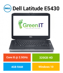Dell Latitude E5430 Core i5 | 4GB RAM | 320GB HD