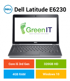 Dell Latitude E6230 Core i5 | 4GB RAM | 320GB HD