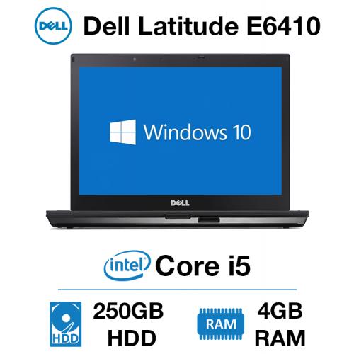 Dell Latitude E6410 Core i5   4GB   250GB HD