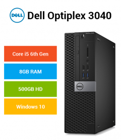 Dell Optiplex 3040 Core i5 | 8GB RAM | 500GB HD
