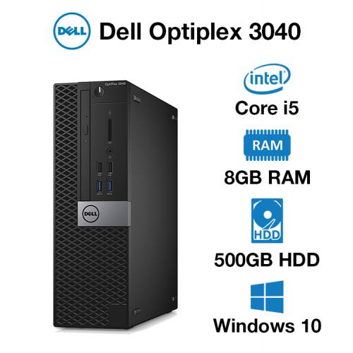 Dell Optiplex 3040 Core i5 | 8GB RAM | 500GB HD