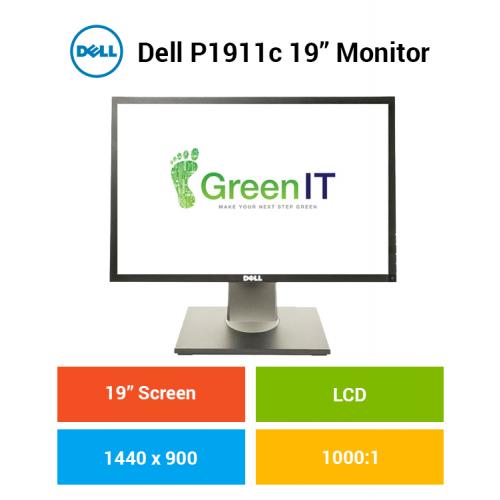 """Dell P1911c 19"""" Monitor"""